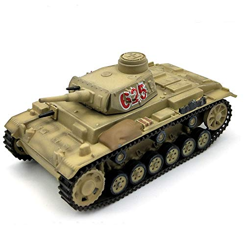 FloZ WWII Germany Panzer III Ausf G 1/72 diecast Model for sale  Delivered anywhere in USA