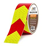 Reflective Tape Waterproof High Visibility Red
