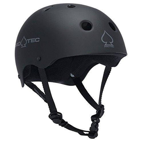 Pro-Tec PROTEC Classic Matte Black-M Helmet