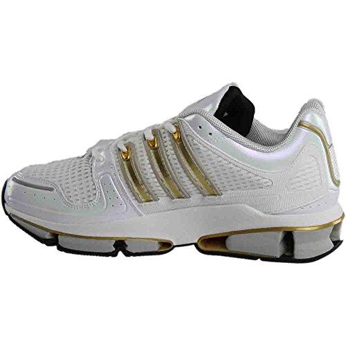 A3 Twinstike Herre I Hvid / Guld Metallic / Mat Sølv Ved Adidas 0zzESyP0My