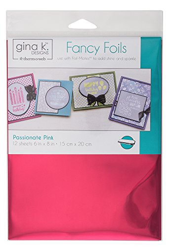 gina-k-designs-fancy-foils-6x8-sheets-12-sheets-per-pack-passionate-pink