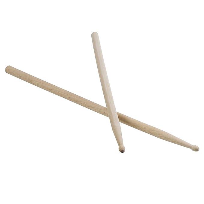 1 Paar 5A Ahorn Holz Drumsticks für Jungen Mädchen Kinder Musical Leistung