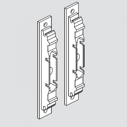 Blum Inc. 20S4200 Aventos Wood Or Wide Aluminum Door Hardware Set For HK, HL & HS Lift Systems by Blum Inc.