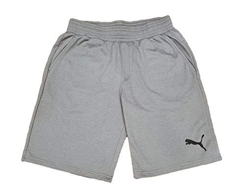 (PUMA Energy Mens Shorts 10 inch (M, Medium Grey))