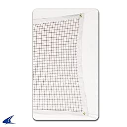 Champro Nylon Badminton Net (White, 55-mm)
