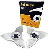 Robomow 2Kit de Lames pour RS/TS/MS