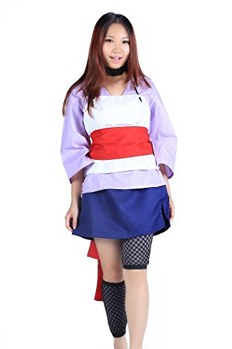Temari Shippuden Costume (SDWKIT Naruto Shippuden Hidden Sand Temari Chunin Exam Outfit 2nd Ver Set)