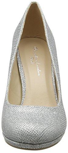 Alexandra Col Donna Silver Plateau Con London silver Tacco Pink Paradox Scarpe pnEqwSxPf4