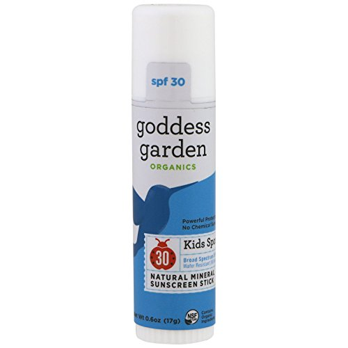 Goddess Garden - Kids Sport SPF 30 Natural Sunscreen Stick 0.6 oz