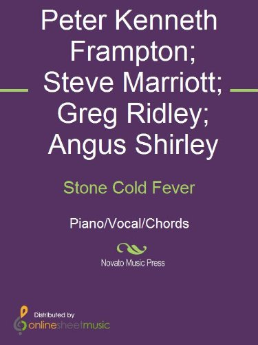 Stone Cold Fever - Kindle edition by Angus Shirley, Greg Ridley ...