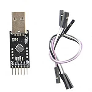 DIYmall CP2102 Module With DTR Pin STC Downloader Module USB to TTL