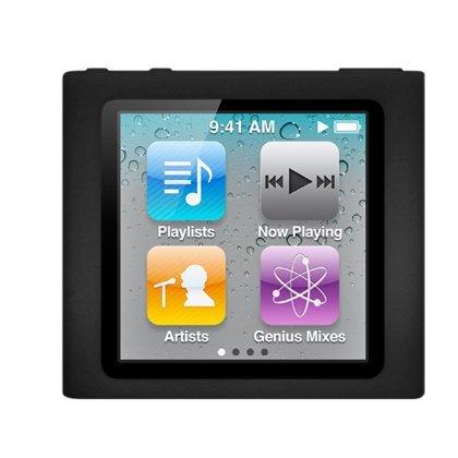 check out 63647 c6530 Premium Black Soft Silicon Gel Skin Case Cover for the Apple iPod Nano 6  Gen, 6th Generation