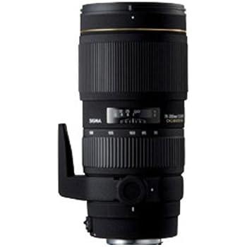 Sigma 70-200mm f/2.8 EX DG HSM II Macro Zoom Lens for Nikon Digital SLR Cameras