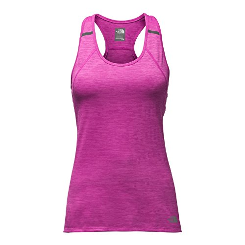 The North Face Women's Adventuress Tank - Violet Pink Heather - (Top Pink Violet)