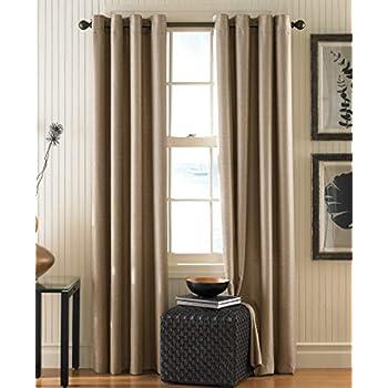 Curtainworks Lenox Grommet Curtain Panel CHF 1Q80630CTP