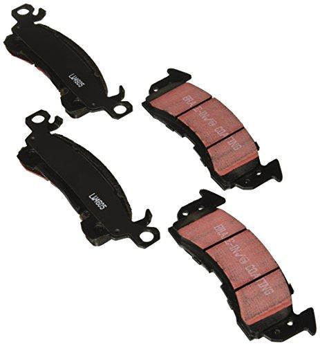 EBC Brakes UD052 Ultimax OEM Replacement Brake Pad ()