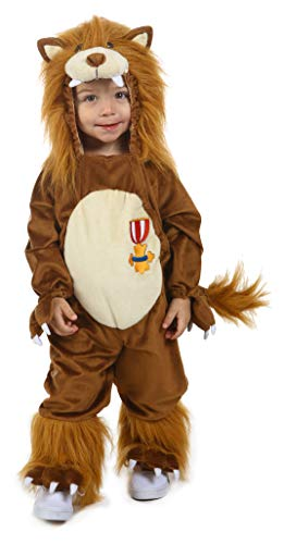 Princess Paradise 4476CH_XS Wizard of Oz Cowardly Lion Costume, X-Small