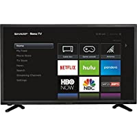 Sharp 32 LED 720p Smart HDTV Roku TV