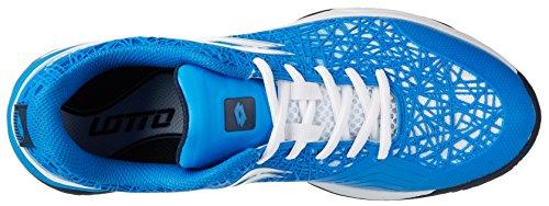 Lotto Viper Ultra Iii Cly, Zapatillas de Tenis para Hombre Azul (Blu Atl /     Wht)