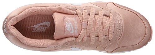 Rosa Nike Runner Stardust MD da Coral Running 603 Bianco Scarpe Donna 2 0r0z5q