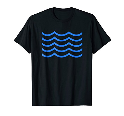 Blue Wave 2018 T Shirt Simple Democrat from Simple Blue Wave T Shirt Co