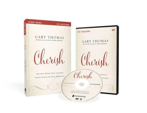 Cherish Study Guide with DVD: The One Word That Changes Everything for Your Marriage ebook