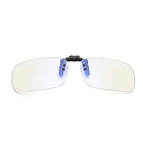 Clip Filtre Lumière Bleue Haute Protection Lumière Bleue pour Jeux vidéo Lunettes  pour Ordinateur- Excellente ca5cc0222947