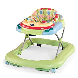 Chicco DJ Baby Walker, Splash (Discontinued by Manufacturer)