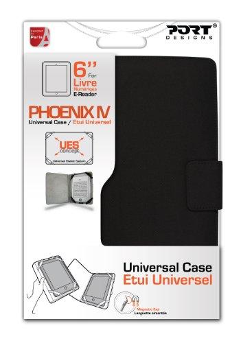 Port Designs Phoenix IV - Funda para Lector de eBook de 6 ...