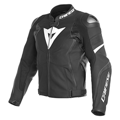 Dainese Avro 4 Perforated Leather Motorcycle Jacket for sale  Delivered anywhere in USA
