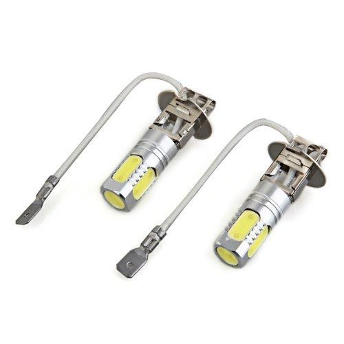 18 opinioni per 2 LAMPADE LUCI LED H3 5 COB BIANCO 7,5W PER RICAMBIO AUTO