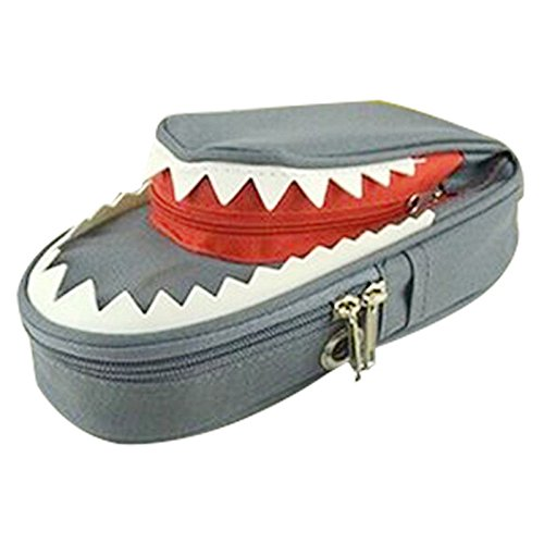 MAZIMARK--Kids Boys Pencil Box Case Students 3D Car Shape Canvas Stationery Bag Box - Mall Alabama Mobile