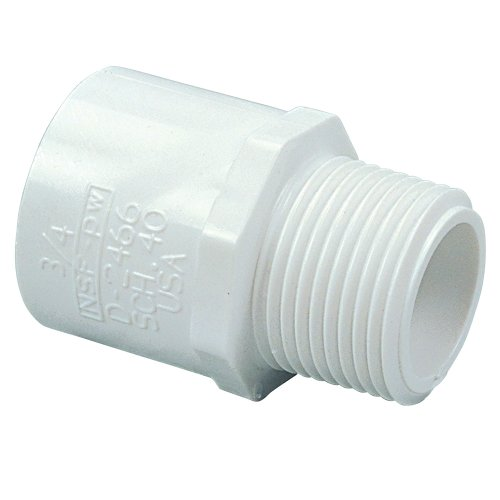 Nibco series pvc pipe fitting adapter schedule