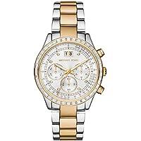 Relógio Michael Kors Cronógrafo Brinkley Analógico Feminino MK6188/5BN