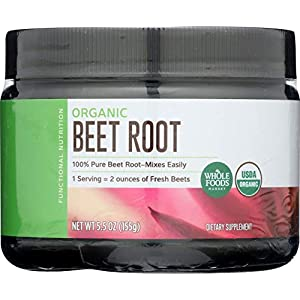 Whole Foods Market, Organic Beet Root, 5.5 oz