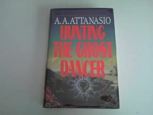 book cover of Hunting the Ghost Dancer