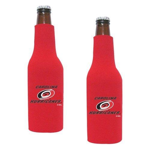 ene Bottle Suit with Zipper   Carolina Hurricanes Beer Koozies - Set of 2 ()
