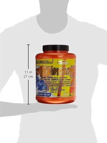 Revtech Mammuth Carbohidratos y Proteína, Sabor Fresh Blue - 3000 gr: Amazon.es: Salud y cuidado personal