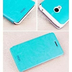 Mofi PU Leather Kickstand Protective Case For Meizu MX2 --- Color:Brown -Big Paw Trading