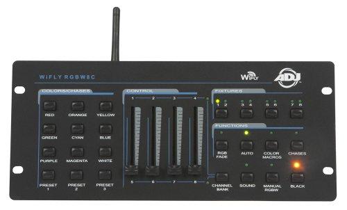 ADJ Products WIFLY RGBW8C Wireless (Dmx 512 Intelligent Scanner)
