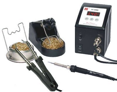 80-Watt Solder and SMD Rework Combo Station by Science Purchase
