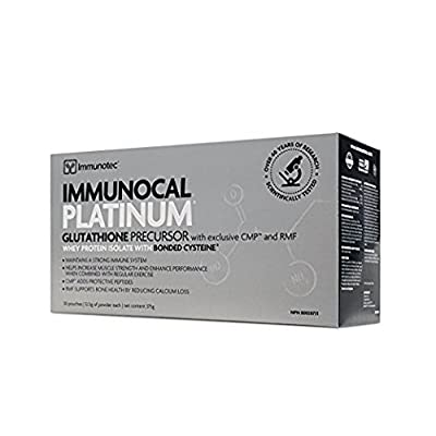 Image of Health and Household IMMUNOCAL PLATINUM Content : 30 pouches (0.44 oz/12.5 g each)