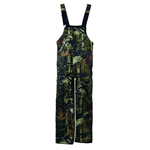 Scent Blocker Youth Insulated Bib, Mossy Oak Country (X-Large)