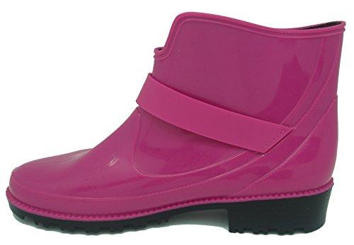 Diesel RAIN BOOT IGHUAZU Q00829 (61) Damen Regenstiefel, pink, EU 39