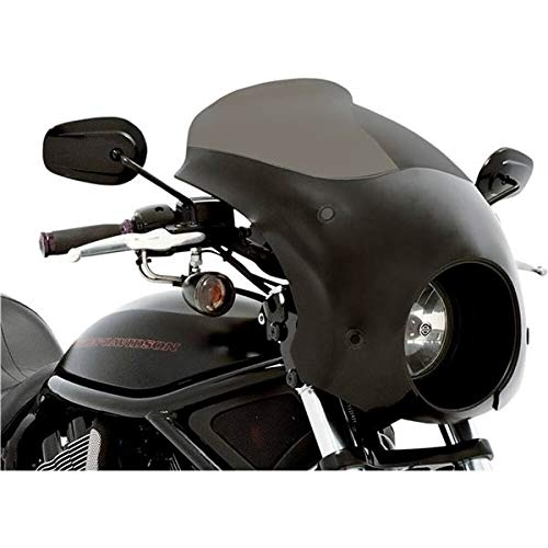 07-11 HARLEY VRSCDX: Memphis Shades Bullet Fairing Without Mounts
