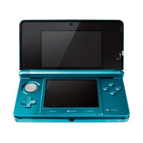 Nintendo 3DS - Aqua Blue