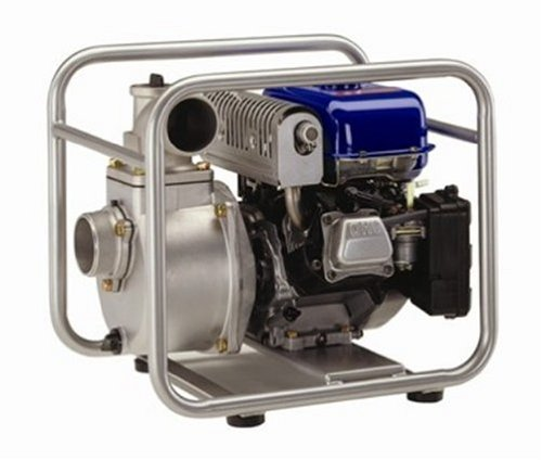Yamaha YP30G 3-Inch 171cc OHV 4-Stroke Gas Powered Water - Centrifugal Pump Dewatering