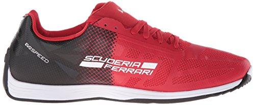 evoSPEED SF Fashion Men's Sneaker Puma Puma Corsa Rosso Sock Black 1wZpq5B