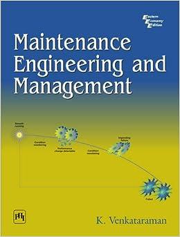 Maintenance Engineering and Management: K. Venkataraman ...