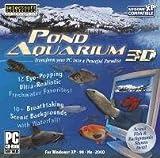 POND AQUARIUM 3D STANDARD EDITION by SelectSoft Publishing